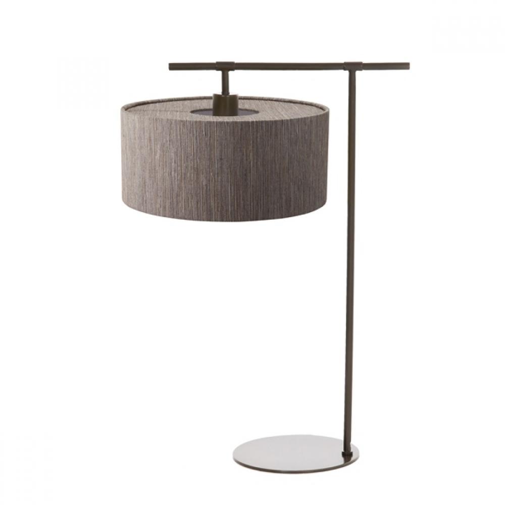 Balance table lamp and shade